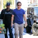 Mark Wahlberg runs errands in Beverly Hills on March 8, 2016 - 454 x 587