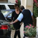 Kris Jenner is seen out and about in Los Angeles December 06, 2015 - 437 x 600
