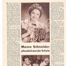 Magda Schneider - Mein Film Magazine Pictorial [Austria] (25 November 1955) - 454 x 614