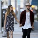 Ashley Greene and Paul Khoury out in Los Angeles
