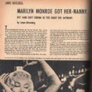 Marilyn Monroe - Movie Pix Magazine Pictorial [United States] (June 1953) - 454 x 646