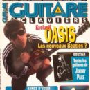 Jimmy Page - Guitare & Claviers Magazine Cover [France] (February 1996)