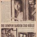 Marina Vlady - Mein Film Magazine Pictorial [Austria] (August 1956)