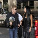 Derek Hough and Nicole Scherzinger
