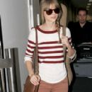 Taylor Swift Arrives in Sydney