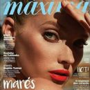 Elsa Hosk - Maxima Magazine Cover [Portugal] (July 2017)