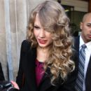 Taylor Swift At BBC Radio One & Two Studios In London - 2010-10-20
