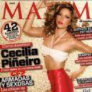 Cecilia Pineiro Maxim Mexico March 2011 - 454 x 618