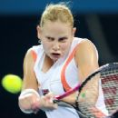 Jelena Dokic - ASB Classic Brisbane International - 03.01.2011 - 454 x 344