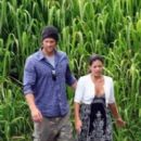 Jared Padalecki and Sandra McCoy - 266 x 400