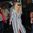 Jessica Simpson is seen as she arrives to Los Angeles Int'l Airport from NYC Friday September 11,2015 - 431 x 600