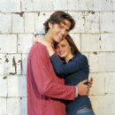 Jared Padalecki and Alexis Bledel in Gilmore Girls