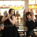 Brooke Elliott, Paula Abdul in Drop Dead Diva