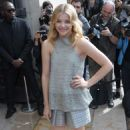 Chloe Moretz Giorgio Armani Prive Fashion Show In Paris