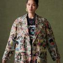 Chiharu Okunugi - Vogue Magazine Pictorial [China] (April 2018) - 454 x 668