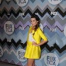 Lea Michele: at the FOX All-Star Party as part of the 2013 TCA Winter Press Tour in Pasadena
