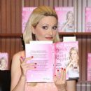 Holly Madison Signing Her New Book Down The Rabbit Hole In Las Vegas