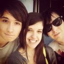 Daniell Howell, Phil Lester and Catherine Valdes - 454 x 454