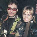 Steve Vai and Pia Maiocco