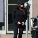 Naya Rivera – Out for lunch at Alcove in Los Feliz - 454 x 681