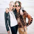 Steven Tyler & Taylor Momsen - 454 x 448