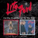 Lita Ford - Out for Blood / Dancin' on the Edge