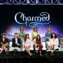 Melonie Diaz – 'Charmed' Panel at 2018 TCA Summer Press Tour in Los Angeles - 454 x 303