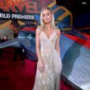 Brie Larson - Marvel Studios 'Captain Marvel' Premiere - Arrivals
