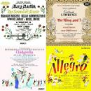 Rodgers and Hammerstein - LP Covers - 454 x 454