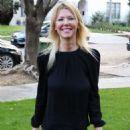 Tara Reid at The Ivy Restaurant in West Hollywood