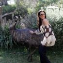 Kim Kardashian - Taronga Zoo, Sydney, Australia 2008-04-30