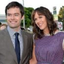 Bill Hader and Maggie Carey - 454 x 306