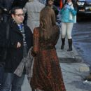 Eva Mendes: stopped at