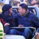 Kirk Norcross and Vicky Pattison