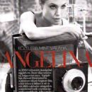 Angelina Jolie - Marie Claire Magazine Pictorial [Hungary] (March 2012)