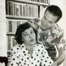 Ricardo Montalban and Georgiana Young