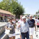 Bernie Ecclestone and Fabiana Flosi - 333 x 500