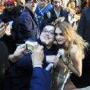Cara Delevingne At Screening Face Of An Angel In London