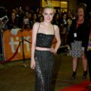 Actress Dakota Fanning arrives at the