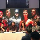 The Justice League- Press Conference- October 26, 2017- Beijing - 384 x 400