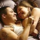 Maggie Gyllenhaal and Michael Pena