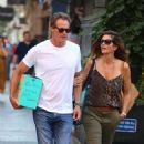 Cindy Crawford And Rande Gerber – Spotted while out In New York
