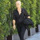 Malin Akerman Shopping in Beverly Hills