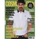 Ibrahim Celikkol - Cosmopolitan Magazine Cover [Azerbaijan] (June 2012)