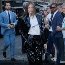 Grace Elizabeth – Arriving at Vogue Dinner Party in Paris - 454 x 681