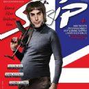 Sacha Baron Cohen - Skip Magazine Cover [Austria] (February 2016)