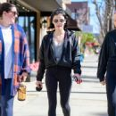 Lucy Hale – Spotted while out in Los Angeles