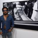 Lenny Kravitz-December 1, 2015-Opening of Lenny Kravitz FLASH Photography Exhibition - 454 x 334