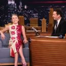 Miley Cyrus on The Tonight Show Starring Jimmy Fallon - 454 x 454
