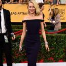 Naomi Watts At The 21st Annual Screen Actors Guild Awards - Arrivals (2015)